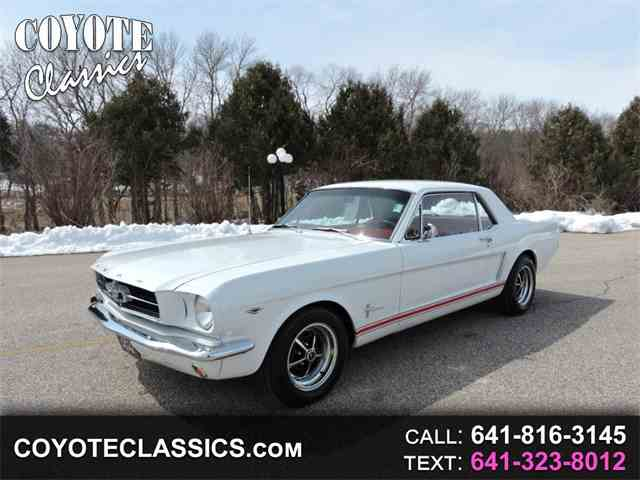 Picture of '65 Mustang - N5VQ