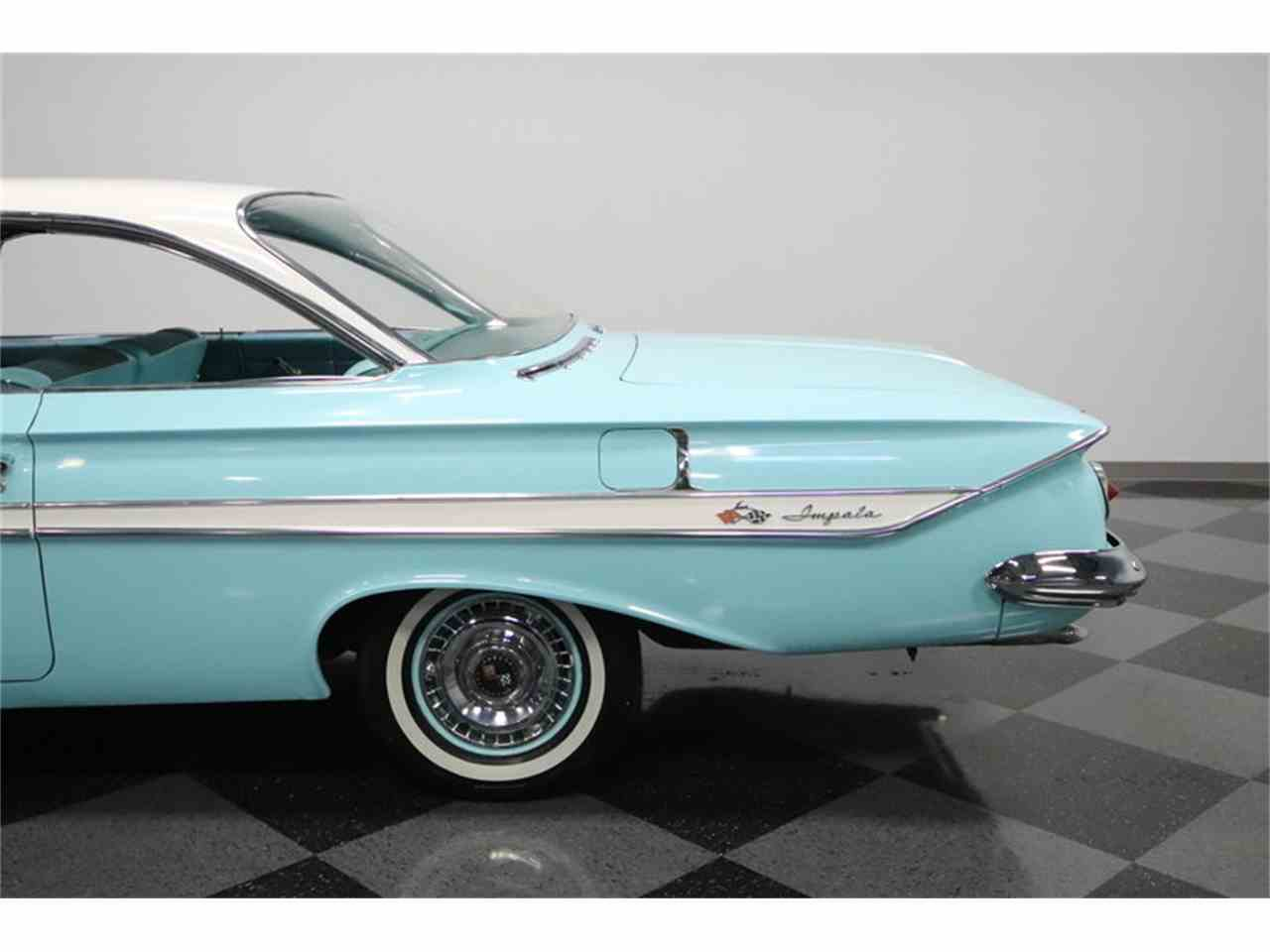 1961 Chevrolet Impala For Sale Classiccars Com Cc 1087107