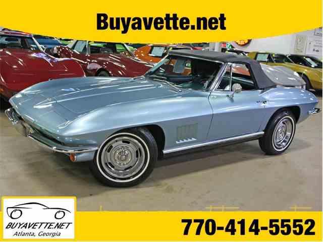 Picture of '67 Corvette - NATJ