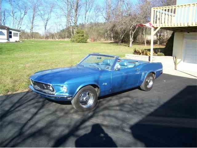 Picture of Classic 1969 Ford Mustang Offered by Classic Car Deals - NATM