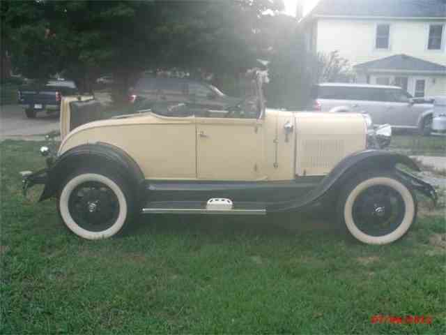 Picture of '29 Model A located in Michigan - $12,995.00 Offered by Classic Car Deals - NATN