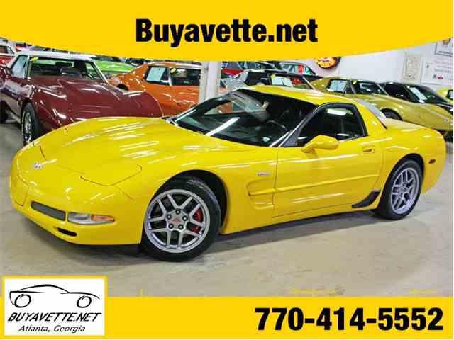 Picture of '03 Corvette - NATV