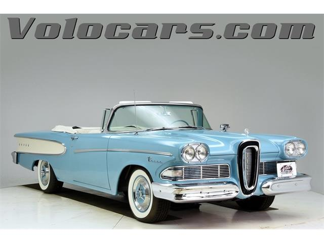 Picture of Classic '58 Edsel Pacer - $99,998.00 Offered by  - NAU1