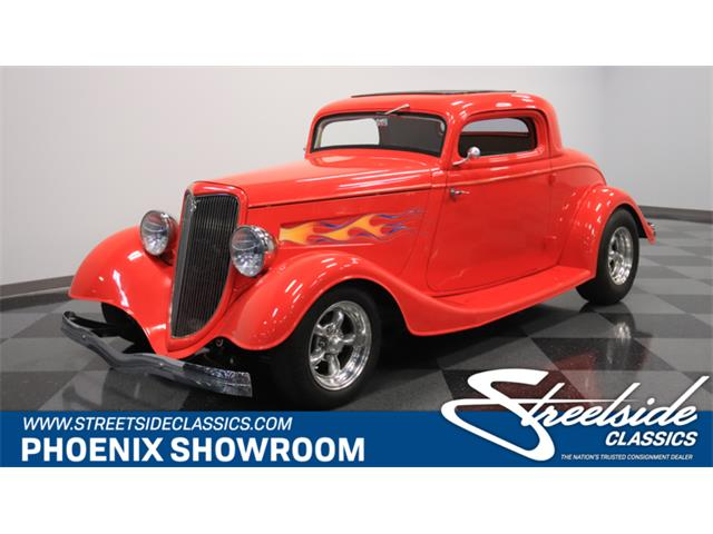 Picture of '34 3-Window Coupe - NAU5