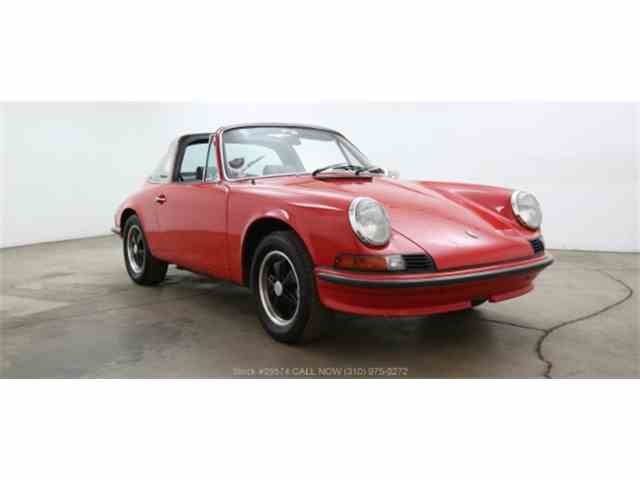 Picture of Classic '72 Porsche 911E located in Beverly Hills California Offered by  - N5VU