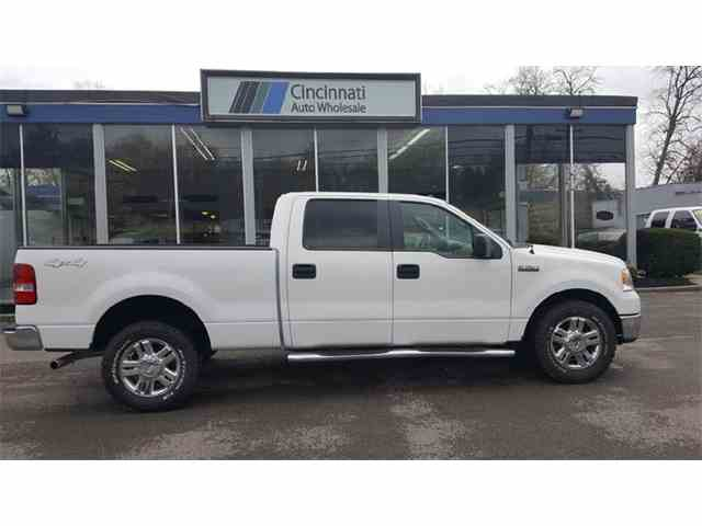 Picture of '08 Ford F150 located in Loveland Ohio Offered by Cincinnati Auto Wholesale - NAUC