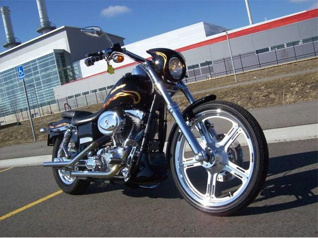 Picture of '02 FXDWG - NAV6