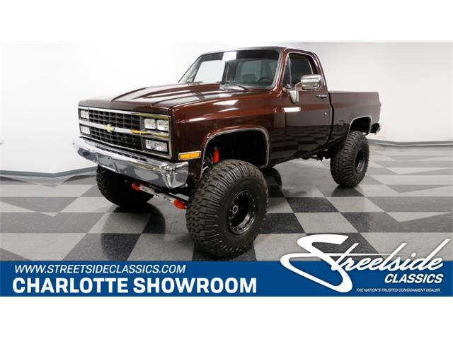 Picture of 1984 Chevrolet K-10 - $27,995.00 Offered by  - NAVB
