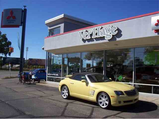 Picture of 2005 Chrysler Crossfire - $22,500.00 - NAVG