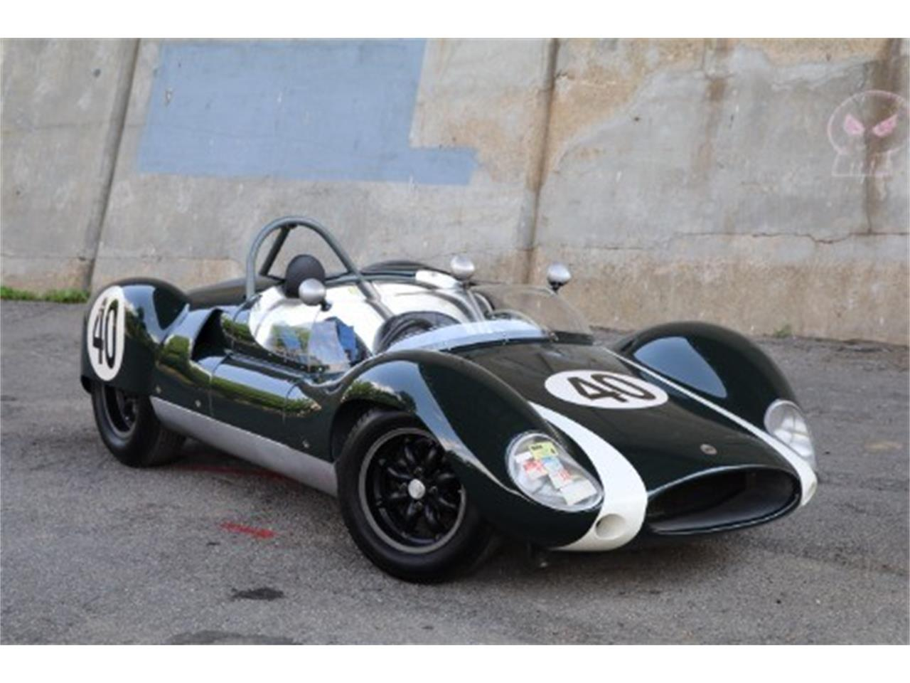 Race Cars For Sale >> For Sale 1961 Cooper Race Car In Astoria New York