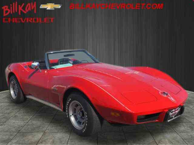 Picture of '75 Chevrolet Corvette located in Illinois - $19,980.00 Offered by  - NAVW