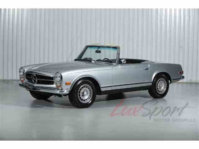 Picture of Classic '68 Mercedes-Benz 280SL Offered by  - NAVZ