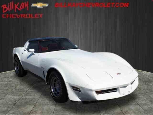 Picture of '82 Corvette - NAW2