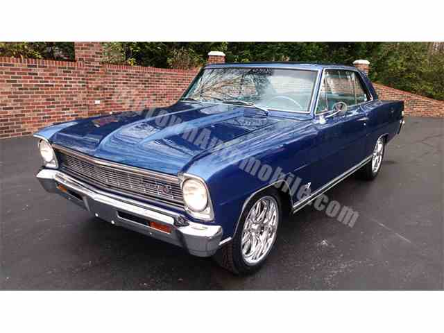 Picture of '66 Chevrolet Nova located in Maryland - $34,900.00 - NAW8