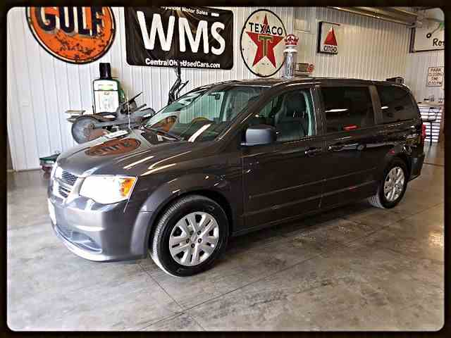 Picture of '15 Grand Caravan - NAWD