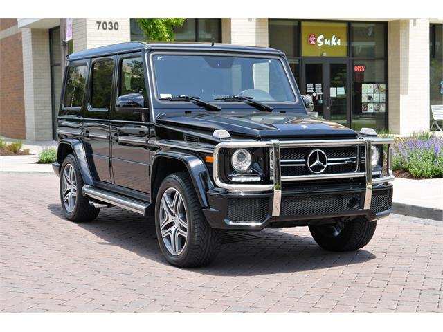 Picture of '16 G-Class - NAWI