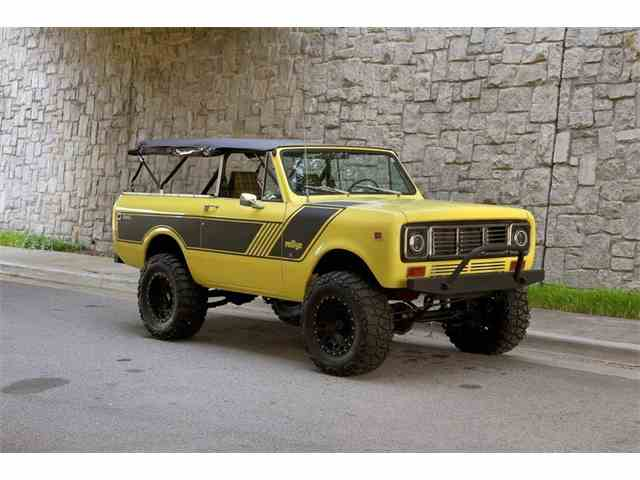 Picture of '76 Scout - NAWL