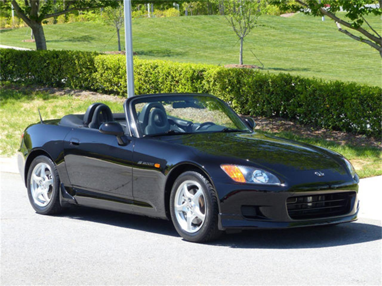Large Picture of '00 Honda S2000 - $39,990.00 - NAWS