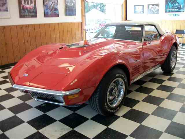 Picture of '70 Corvette - NAX3