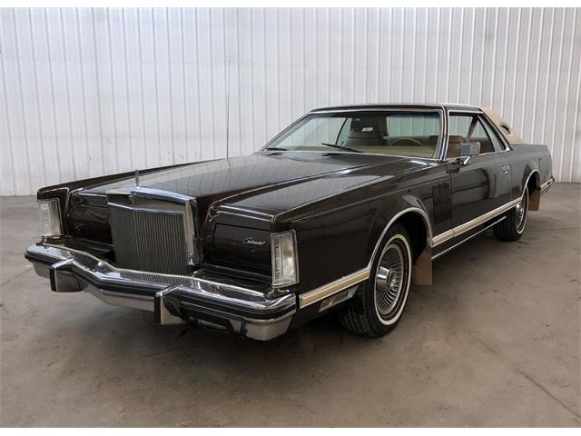Picture of '79 Lincoln Mark V located in Minnesota - $7,950.00 - NAX4