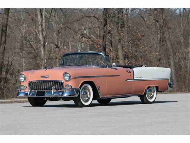 Picture of '55 Bel Air - NAX7
