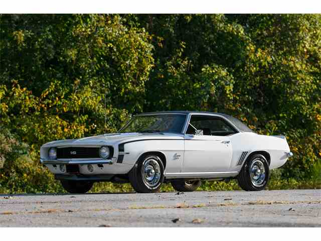 Picture of '69 Camaro SS located in TEXAS Auction Vehicle Offered by Vicari Auction - NAXB