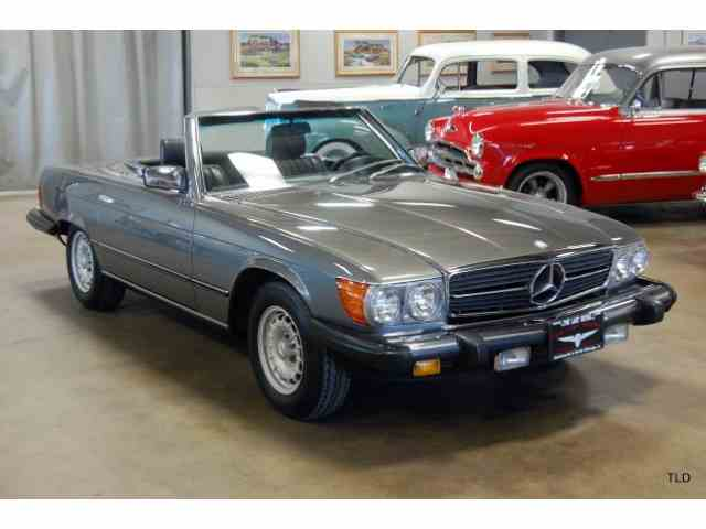 Picture of '84 380SL - NAXH