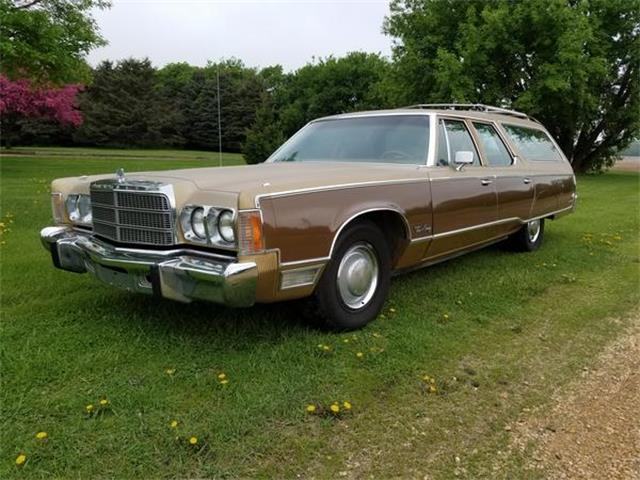 Picture of '76 Chrysler Town & Country - $8,950.00 - NAXP