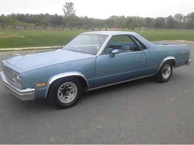 Picture of '85 Chevrolet El Camino Offered by Lister Motorsports - NAXY