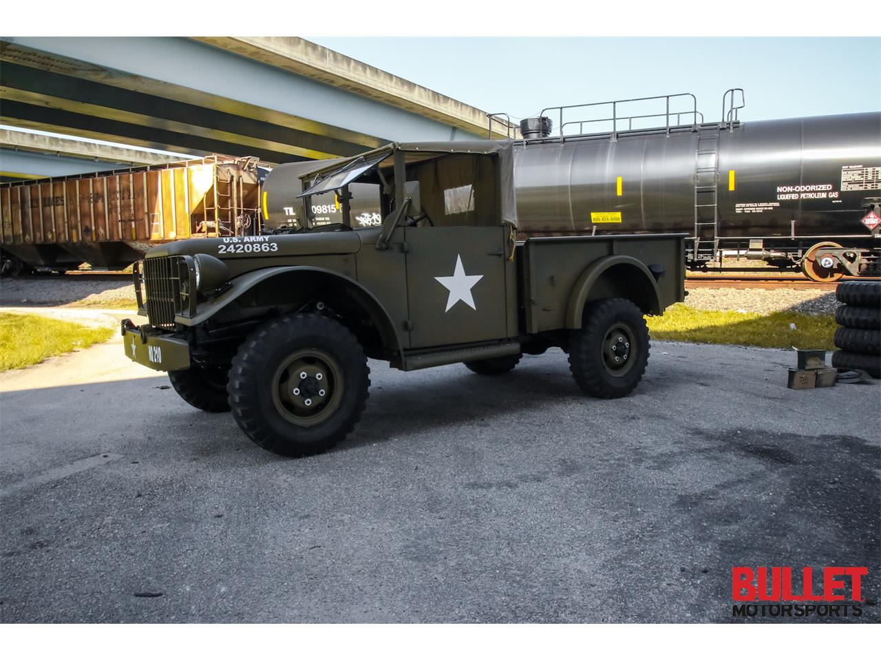 For Sale: 1952 Dodge M37 in Fort Lauderdale, Florida