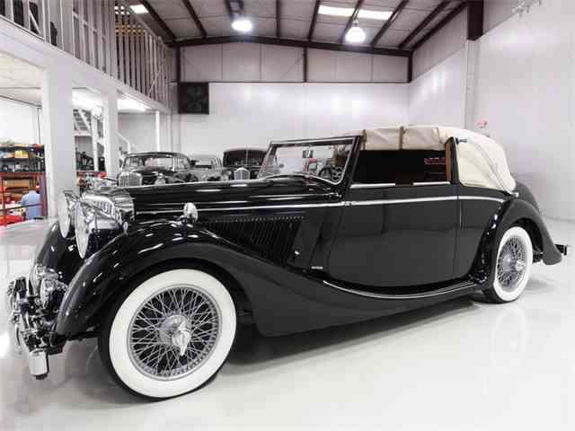 Picture of '48 Jaguar Mark IV located in Missouri - $129,900.00 - NAYG