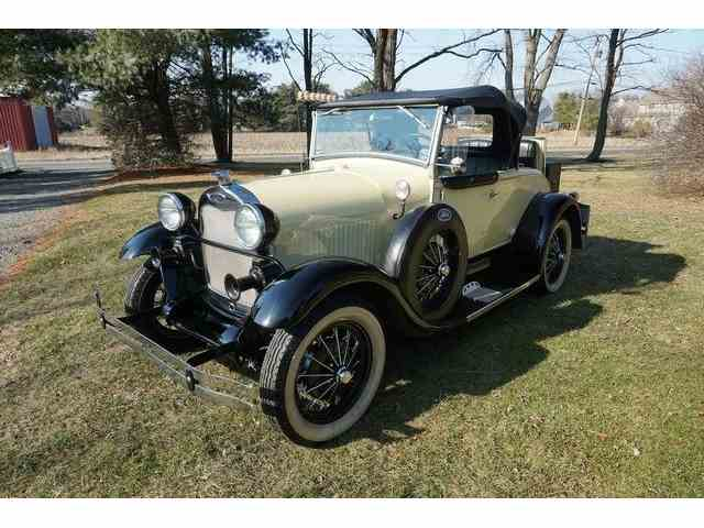 Picture of '29 Model A Replica - NAYV