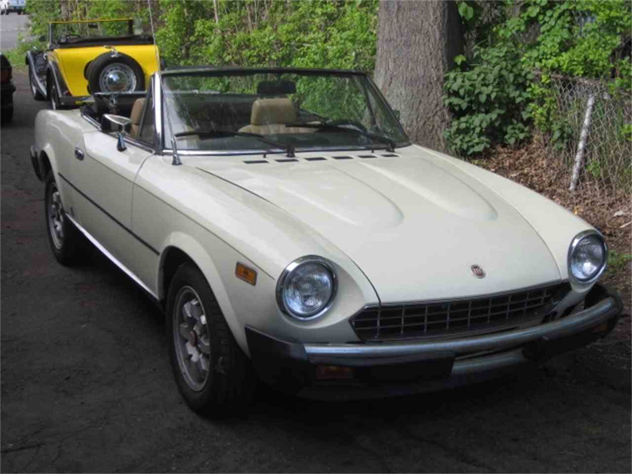 1979 Fiat Spider for Sale | ClicCars.com | CC-1087320