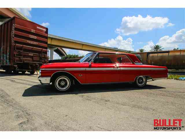 Picture of '62 Galaxie 500 - NAZD