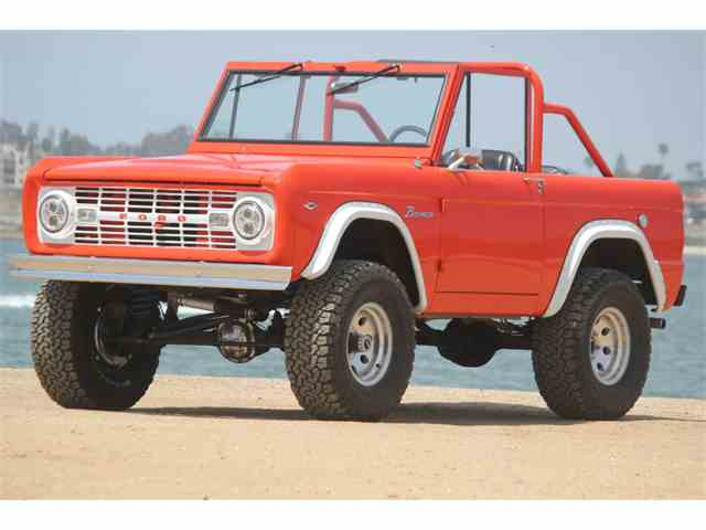 Picture of '67 Bronco - NAZE