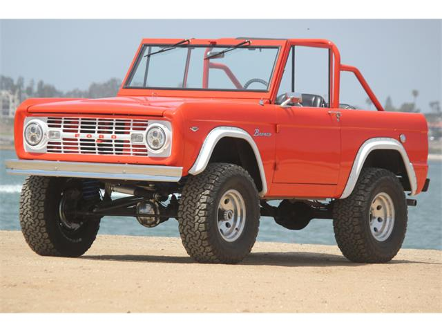 Picture of Classic '67 Ford Bronco - NAZE
