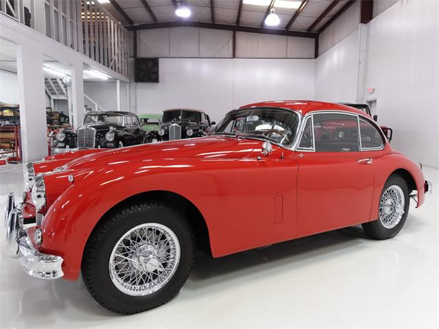 Picture of Classic '61 Jaguar XK150 - $129,900.00 Offered by  - NAZI