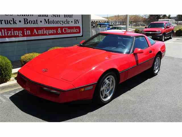 Picture of '90 Corvette - NAZL