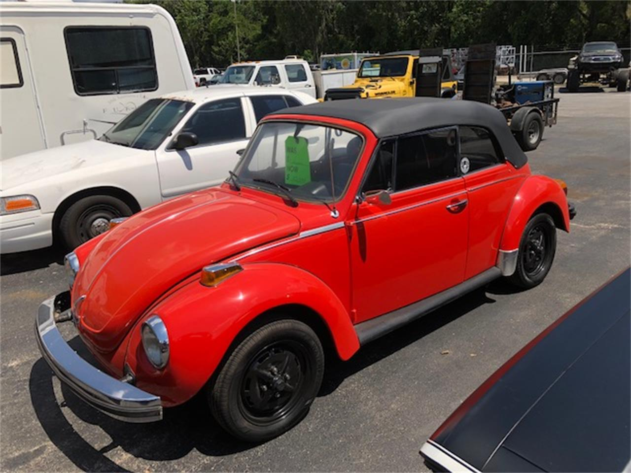 Volkswagen Super Beetle For Sale ClassicCarscom CC - Dade city fl car show