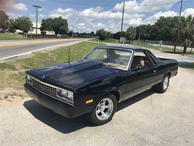 Picture of '85 El Camino - NAZW