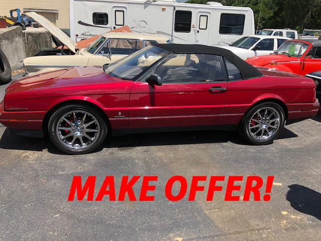 Picture of '93 Cadillac Allante - NAZX