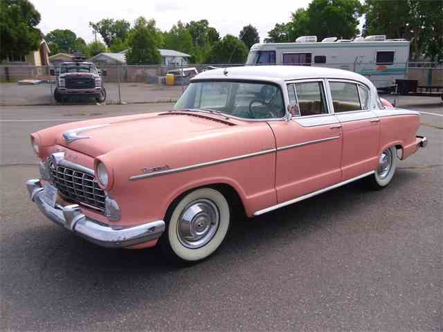 Picture of Classic '55 Hudson Hornet Auction Vehicle Offered by Classic Car Auction Group - NB08