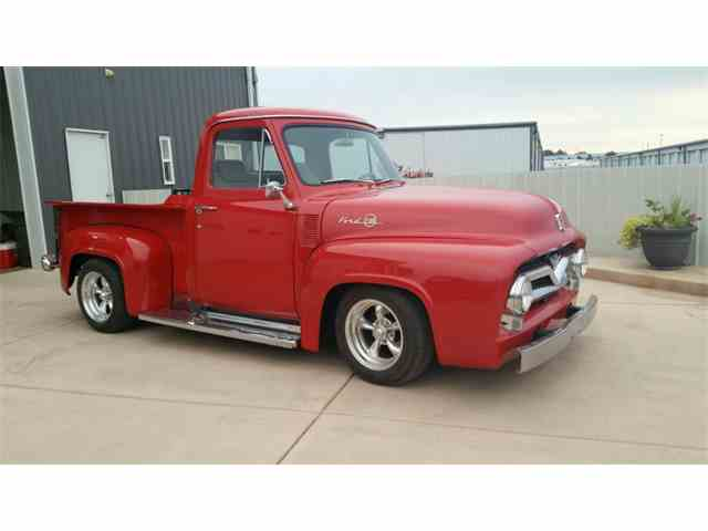 Picture of '55 F100 - NB0B
