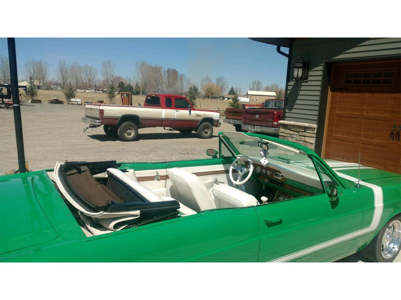 Large Picture of 1966 Ford Fairlane Auction Vehicle Offered by Classic Car Auction Group - NB0C