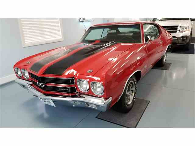Picture of '70 Chevrolet Chevelle SS - NB0F