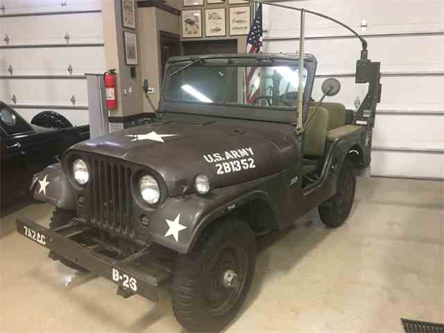 Picture of '55 CJ5 - NB23