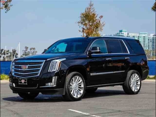 Picture of '17 Escalade located in California Offered by Chequered Flag International - NB2G