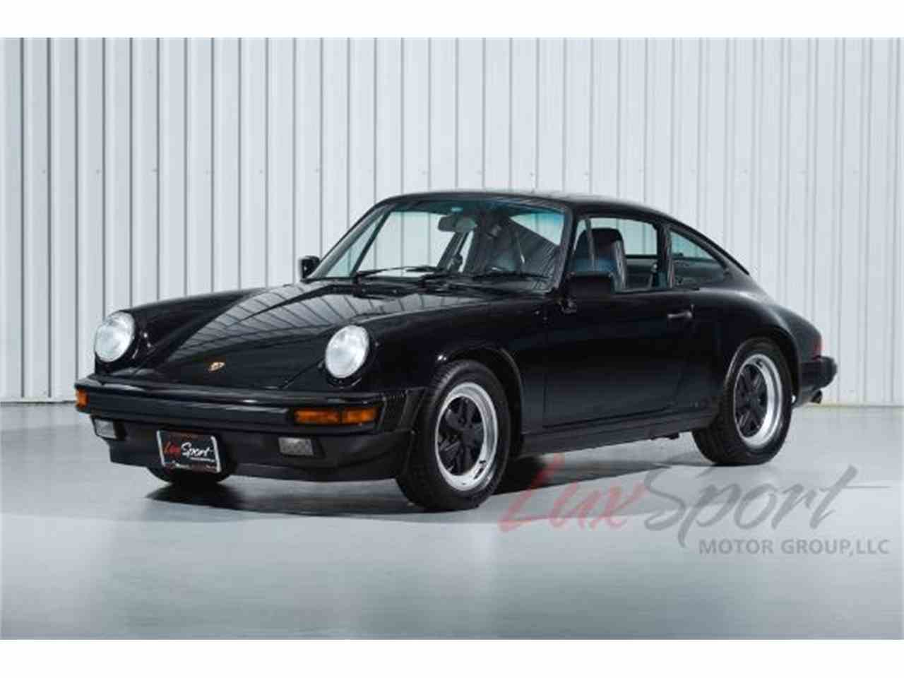 1987 Porsche 911 Carrera for Sale | ClicCars.com | CC-1080746