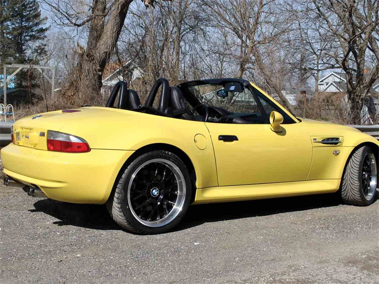 1999 BMW M Roadster for Sale | ClassicCars.com | CC-1087462