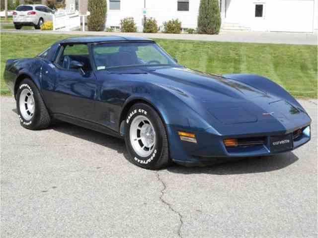 Picture of '81 Corvette - NB3F
